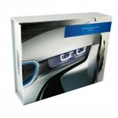 Ангельские глазки Galaxy для Volkswagen Golf 6 (Белые)