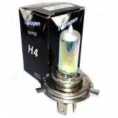 Галогеновая лампа EA Light-X H4 +50% 12v 60/55w 4000k Superwhite