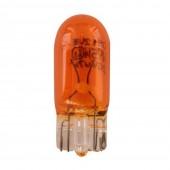 Галогеновая лампа DCL Т10 12v 5w, желтый свет