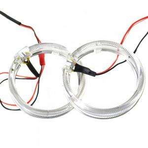 Ангельские глазки Galaxy LED Bmw F-Style Cree 80 мм (комплект)