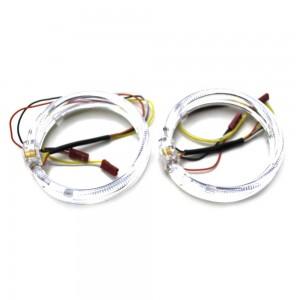 Ангельские глазки Galaxy LED Bmw F-Style Cree 80 мм (с функцией поворота, к-т)