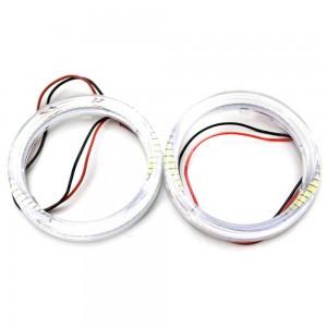 Ангельские глазки Galaxy LED SMD 80 мм (комплект)