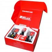 Комплект биксенона Mlux Premium (с обманкой) 35w, 9-16v H4 6000k Positive