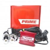 Комплект биксенона Prime DC Slim 35w, 9-16v H4 4300k