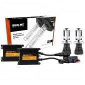 Комплект биксенона Sho-Me Light Pro Slim 35w, 9-16v H4 5000k