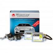 Комплект биксенона Whistler 35w 9-16v H4 6000k
