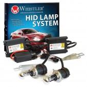Комплект биксенона Whistler Slim 35w 9-16v H4 4300k