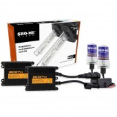 Комплект ксенона Sho-Me Light Pro Slim 35w H27 (881) 6000k