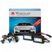 Комплект ксенона Whistler Slim 35w 9-16v H3 6000k