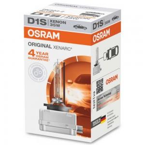 Штатная ксеноновая лампа Osram D1S Xenarc Original 66144/66140-FS 35w P32d-2 4500k