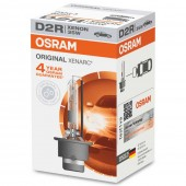 Штатная ксеноновая лампа Osram D2R Xenarc Original 66250-FS 35w P32d-3 4500k