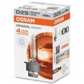 Штатная ксеноновая лампа Osram D2S Xenarc Original 66240-FS 35w P32d-2 4500k