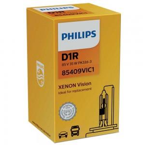 Штатная ксеноновая лампа Philips D1R Xenon Vision 85409VIC1 35w 4600k