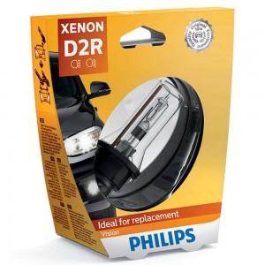 Штатная ксеноновая лампа Philips D2R Xenon Vision 85126VIS1 35w 4600k