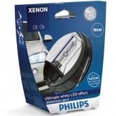Штатная ксеноновая лампа Philips D3S Xenon WhiteVision gen2 42403WHV2S1 35w 5000k