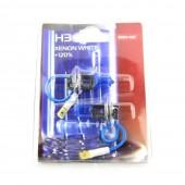 Галогеновая лампа Sho-Me H3 4300k +120% (комплект)