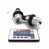 LED маркер Galaxy для BMW E39-E87 RGB IR 5w