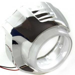 "Бленда Porshe 911 Drl Led для линз 2.8 - 3.0"""