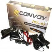 Парктроник Convoy CV PAS-41D Black