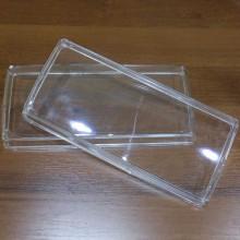 Полированные стекла фар для ВАЗ 2104, 2105, 2107 полная полировка