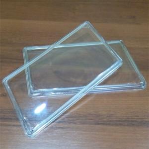 Полированные стекла фар для ВАЗ 2108, 2109, 21099 полная полировка