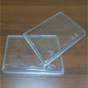 Полированные стекла для фар ЗАЗ Таврия, Славута частичная полировка
