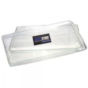 Полированные стекла фар для ВАЗ 2110, 2111, 2112 полная полировка