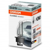 Штатная ксеноновая лампа Osram D2S Xenarc Classic 66240CLC-FS 35w P32d-2 4150k