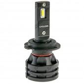 Светодиодная лампа LED Cyclon H7 5000k 5100Lm 26w 12-24v CR type 27