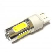 Светодиодная лампа LED Galaxy T20 (W21-5W 7443 W3х16q) HIGH POWER 5PCS Lens 7.5W (Белый)