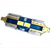 Светодиодная лампа LED Guarand Premium C5W (SV8,5) 3030 2SMD canbus 31мм 12v (Белый)