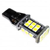 Светодиодная лампа LED Guarand Premium T15 (W15W) 3030 24SMD canbus (Белый)