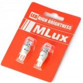 Светодиодная лампа LED Mlux T10 (W5W) LED-0101C