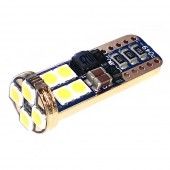 Светодиодная лампа LED Guarand Premium T10 (W5W) 3030 12SMD canbus (Белый)