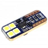 Светодиодная лампа LED Guarand Premium T10 (W5W) 3030 8SMD canbus (Белый)