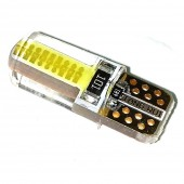 Светодиодная лампа LED Guarand T10 (W5W) Crystal COB 3w 12v (Белый)