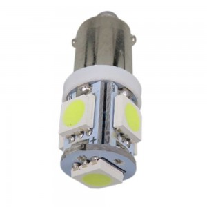 Светодиодная лампа LED Guarand T4W (BA9S) 5050 5SMD (Белый)