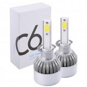 Светодиодные лампы LED Sigma C6 COB H1 6500k 3800Lm 35w 12v-24v
