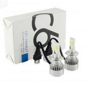 Светодиодные лампы LED Sigma C6 COB H3 6500k 3800Lm 35w 12v-24v