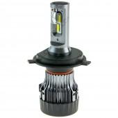 Светодиодная лампа LED Cyclone H4 H/L 5000K 5000Lm CR type 19