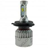 Светодиодная лампа LED Cyclon H4 Hi/Low 5000K 8000Lm CSP FAN type 8 v2