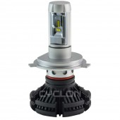 Светодиодная лампа LED Cyclon H4 Hi/Low 6000K 6000Lm PH type 7 v2