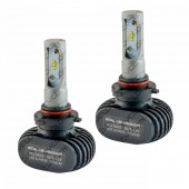 Светодиодная лампа LED Cyclon HB4 (9006) 5000K 4000Lm CSP type 9A