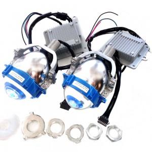 """Светодиодные линзы Optima Bi-LED Premium 3.0"""" 5500k 12v"""