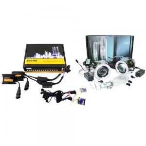 Установочный комплект билинз Infolight G5 Super с АГ Cree и комплектом ксенона Sho-me