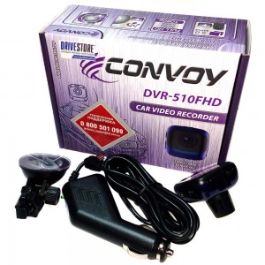 Видеорегистратор Convoy CV DVR-510FHD