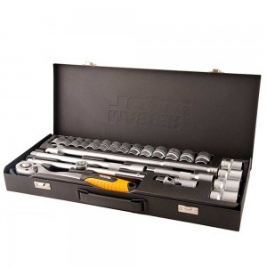 Набор инструмента Mastertool Pro 24 предмета. (78-4124)