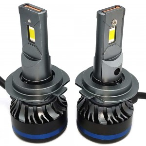 Светодиодные лампы LED TBS Design T19 H7 Canbus G-XP 6500k 9000Lm 45w 12-24v