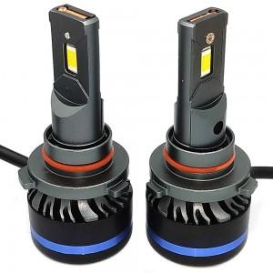 Светодиодные лампы LED TBS Design T19 HB4 (9006) Canbus G-XP 6500k 9000Lm 45w 12-24v