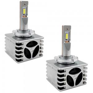 Светодиодные лампы LED ALED D1S/D3S/D1R/D3R Lattice 6000k 40w 12v